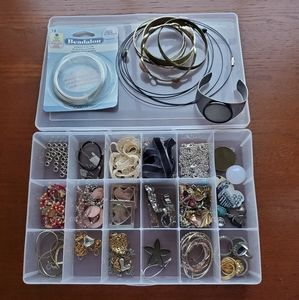 Jewelry, Chokers, Charms, Rings Craft Kit
